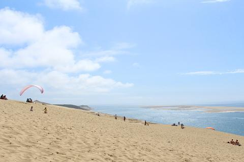 Visit Dune De Pyla Near Arcachon The Biggest Sand Dune In Europe