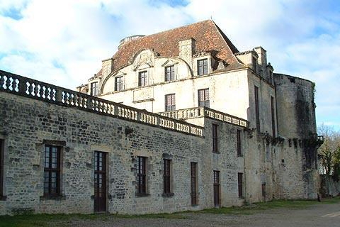 Photo of Villeneuve-de-Duras in Lot-et-Garonne