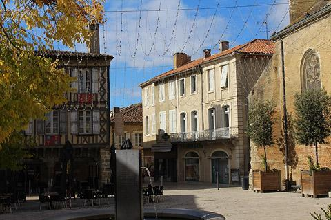 Photo of Parleboscq in Landes