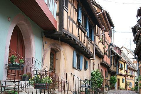 Photo of Eguisheim in Haut-Rhin