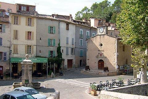Photo of Sainte-Anastasie-sur-Issole in Var