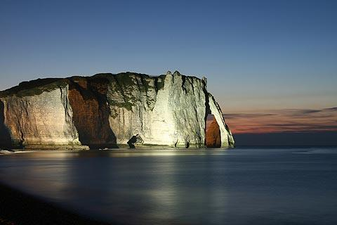 Photo of Etretat in Seine-Maritime