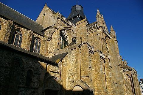 Photo of Sainte-Gemmes-le-Robert in Mayenne