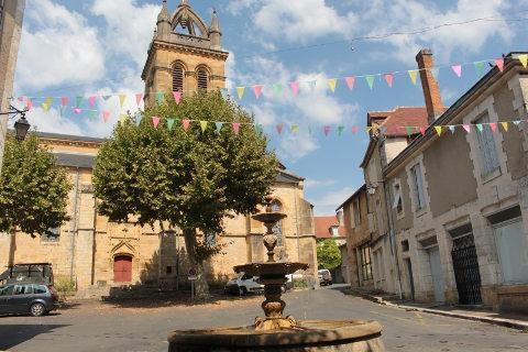 Photo of Excideuil in Dordogne