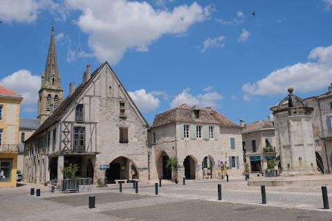Photo of Eymet in Dordogne