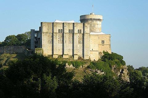 Photo of Falaise in Calvados