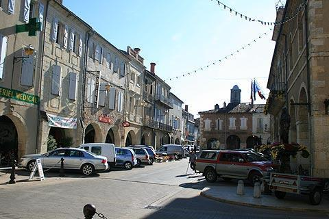 Photo of Saint-Leonard in Gers