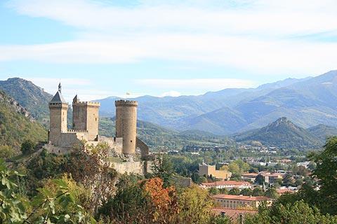 Photo of Foix in Ariege