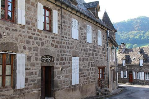 Photo de Fontanges (Auvergne region)