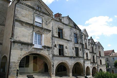 Photo of Fontenay-le-Comte in Vendee