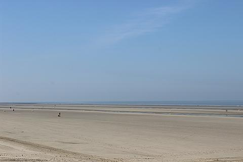 Photo of Fort-Mahon-Plage in North East France (Picardy region)