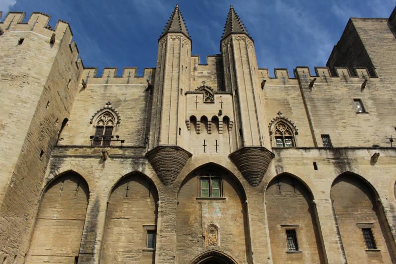 Photo of Papal Palace, Avignon