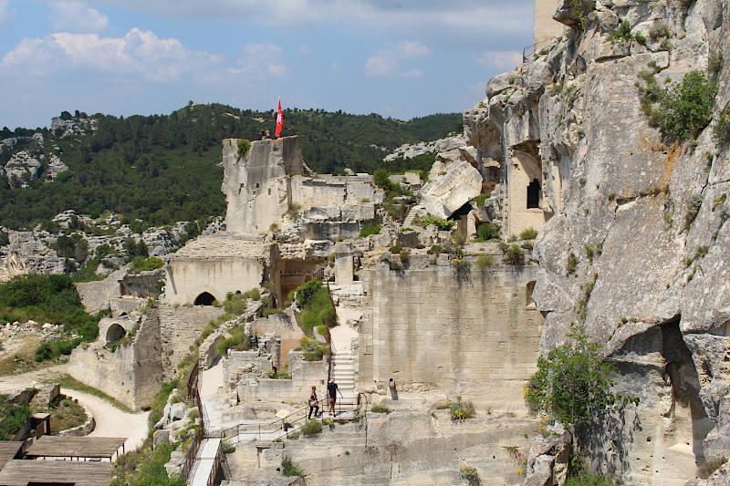 Photo of Château des Baux-de-Provence
