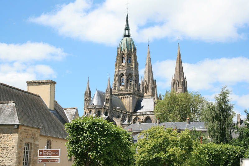 Photo of Bayeux