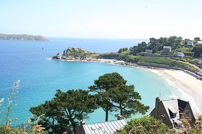Photo of Brittany coast