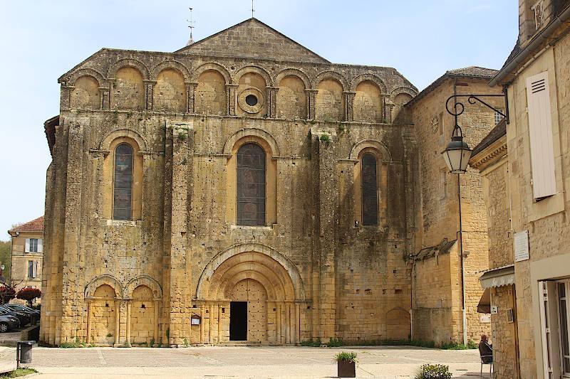 Photo of Cadouin abbey
