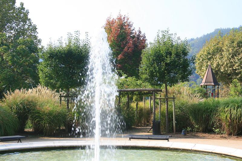 Photo of Cahors gardens