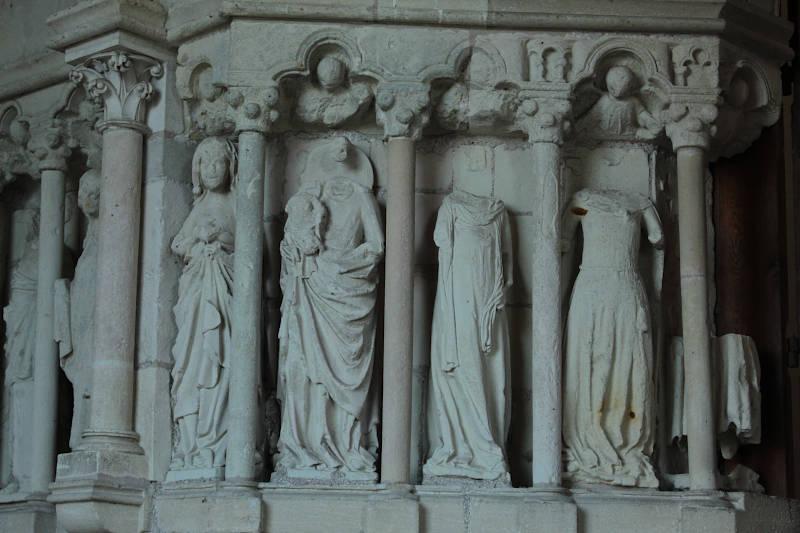 Photo of Candes-Saint-Martin collegiate church