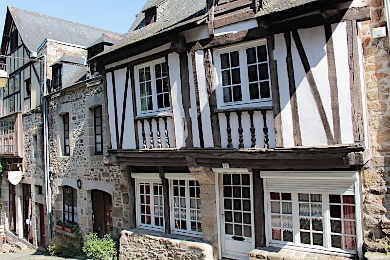 Photo of Dinan Rue du Jerzual