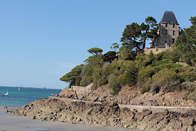 Photo of Dinard Pointe du Moulinet