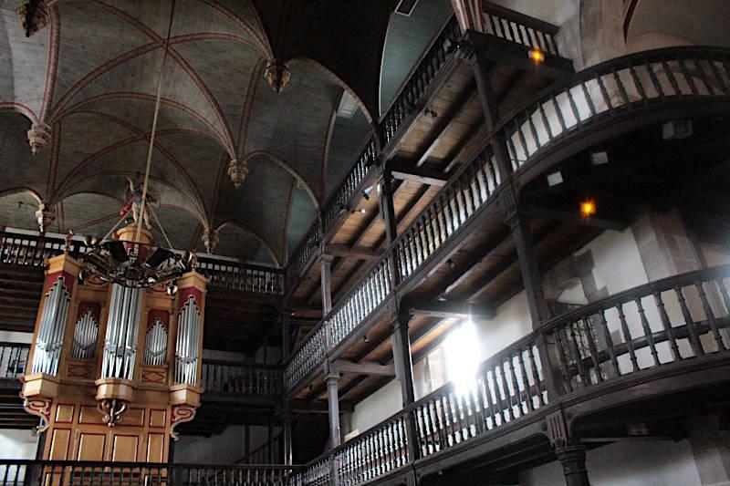 Photo of Hendaye church Saint-Vincent