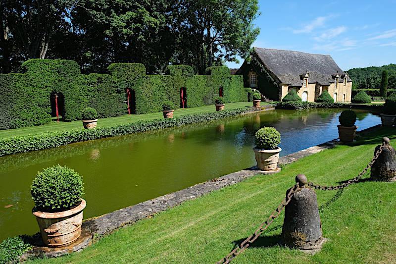 Photo of Jardins du manoir d'Eyrignac