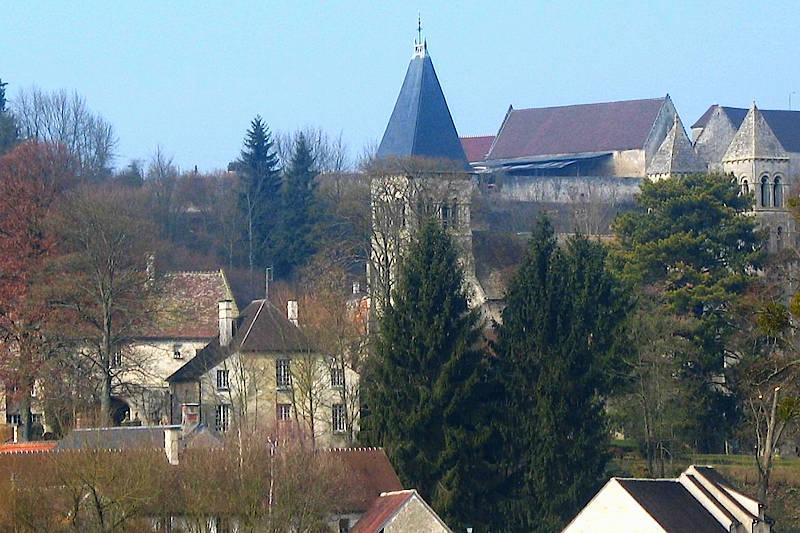 Photo of Morienval abbey