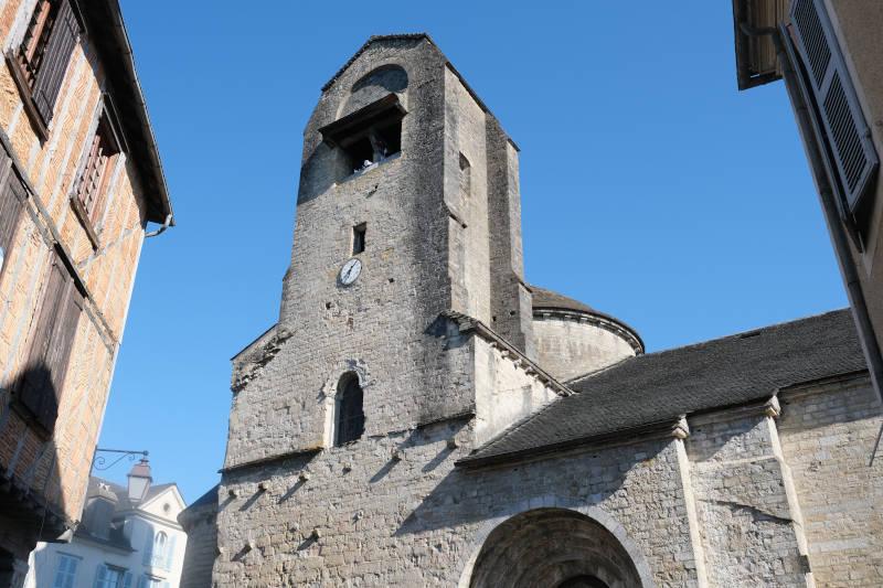 Photo of Church Sainte-Croix in Oloron-Sainte-Marie