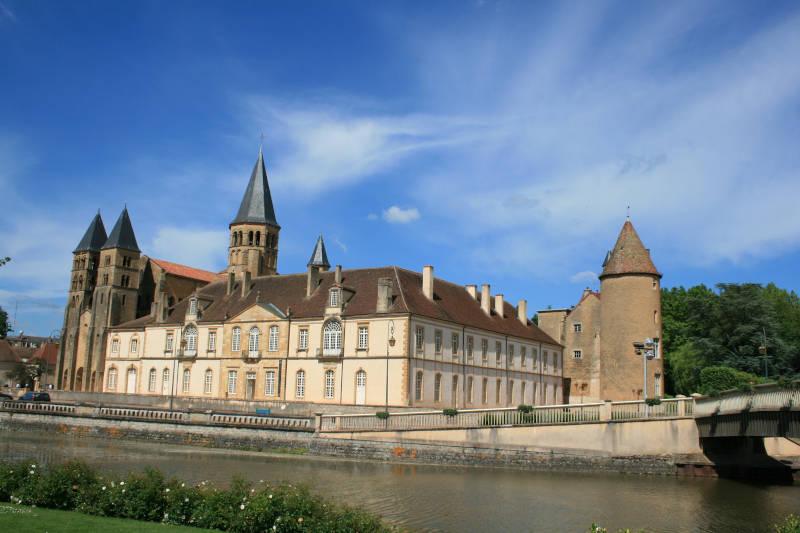 Photo of Paray-le-Monial basilica