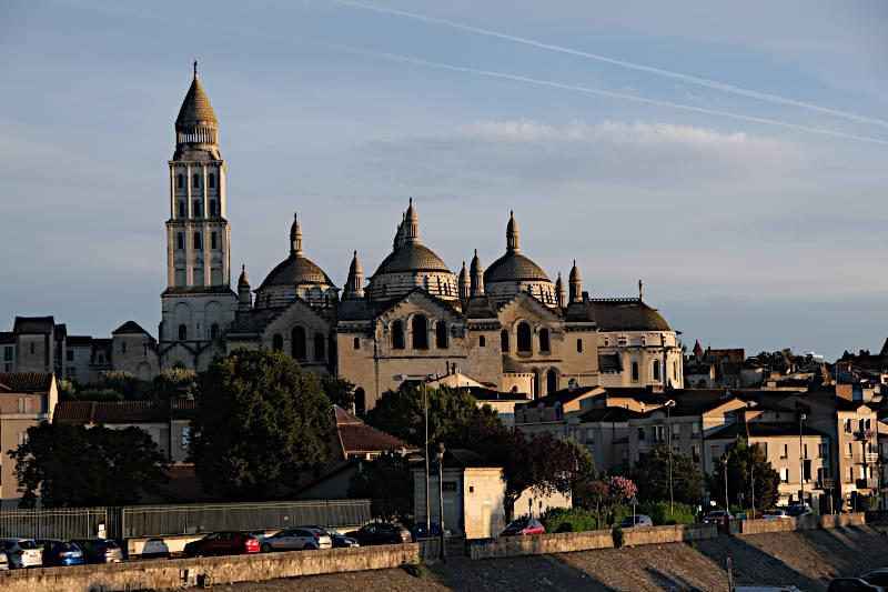 Photo of Perigueux cathedral