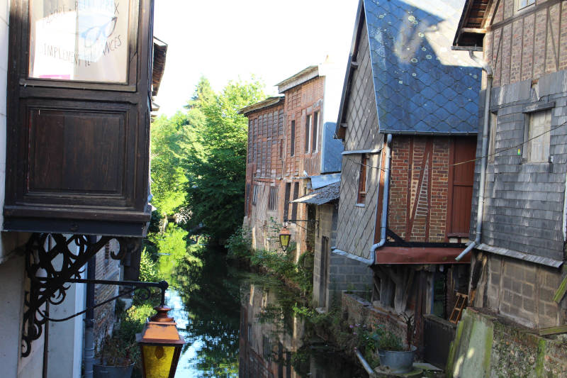 Photo of Pont-Audemer