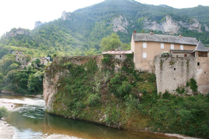Photo of Sainte-Enimie
