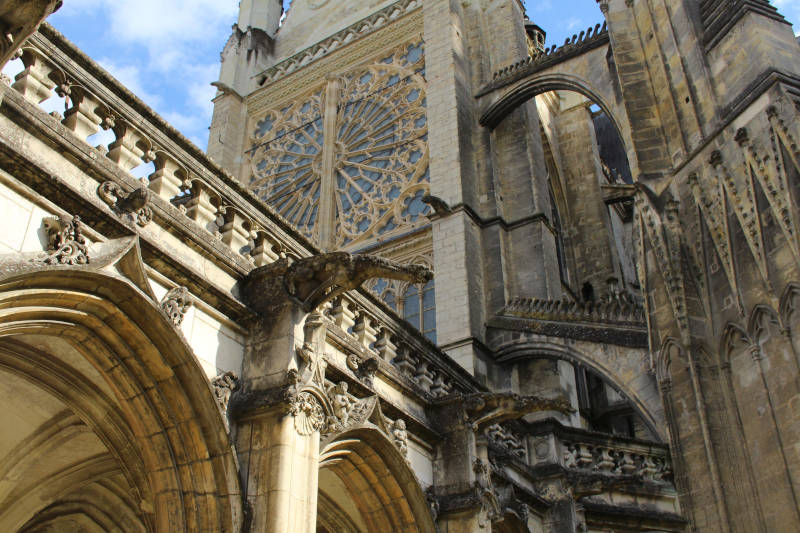 Photo of Tours Cathedral and La Psalette Cloisters