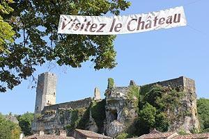 Visitez le chateau