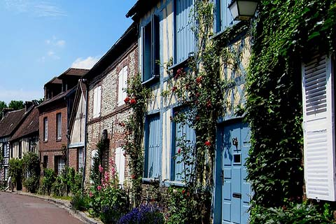 Photo of Saumont-la-Poterie in Seine-Maritime