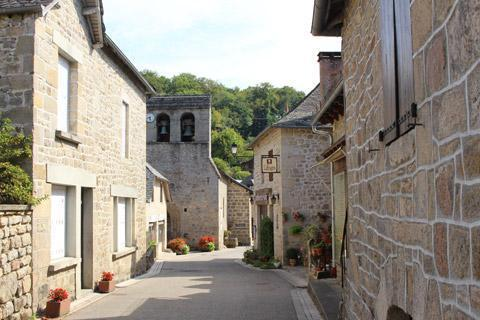 Photo of Marcillac-la-Croisille in Correze