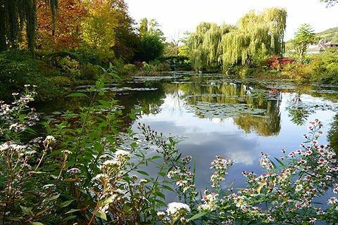 Photo of Giverny Gardens in Eure