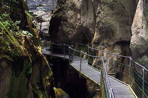 Photo of Gorges de la Fou in Pyrenees-Orientales