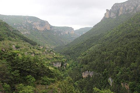 Photo of Gorges de la Jonte in Lozere