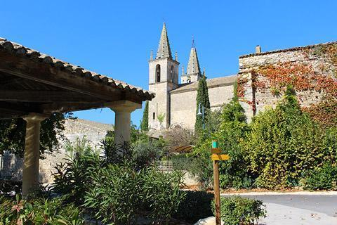 Photo de Goudargues (Languedoc-Roussillon region)