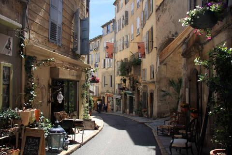 Photo of Grasse in Alpes-Maritimes