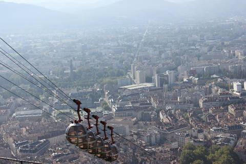 Grenoble France travel and tourism attractions and sightseeing and