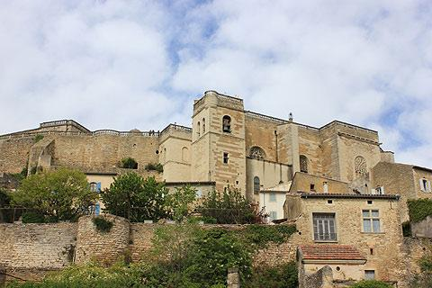 Photo of Visan in Vaucluse