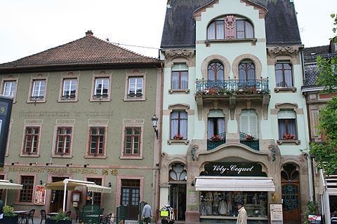 Photo of Guebwiller in Haut-Rhin