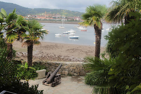Photo de Hendaye en Pays Basque (Aquitaine region)