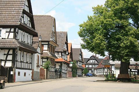 Photo de Hoffen (Alsace region)