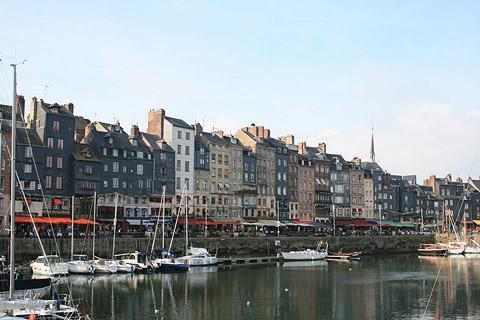 Photo de Honfleur (Normandie region)