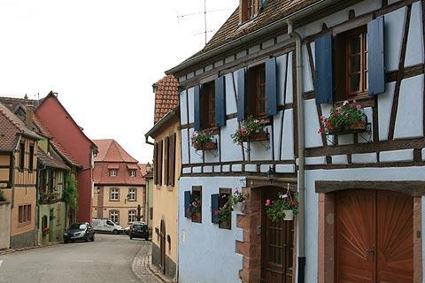Photo de Hunawihr de Haut-Rhin
