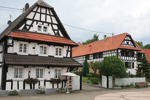 Photo of Hunspach in Bas-Rhin