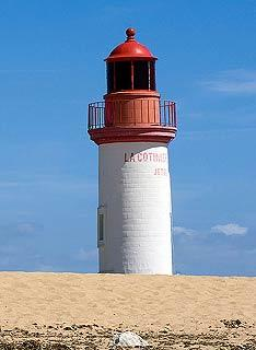 Lighthouse on Ile d'Oleron